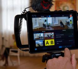 Live video met iPhone en iPad